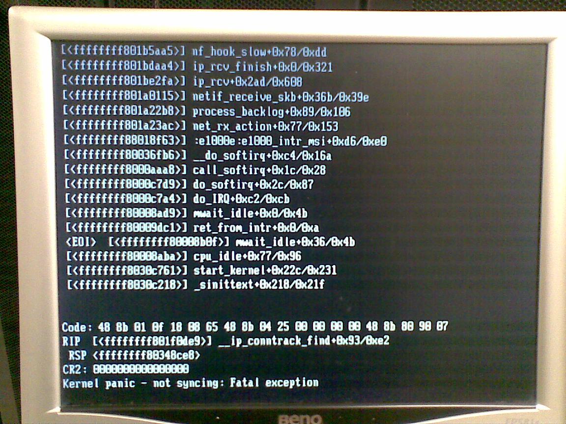 OVZ-4518] e1000 kernel panic - bugs openvz org